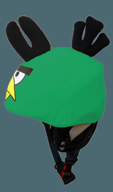 Zöld Angry bird madár a szabadban