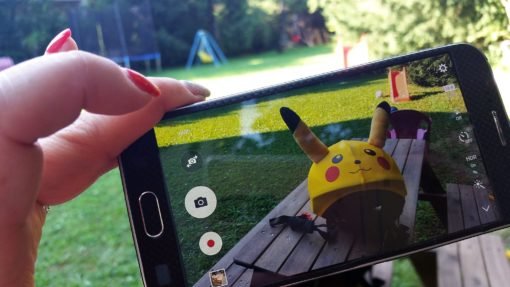 Pikachu Sisakhuzat Pokemon Go