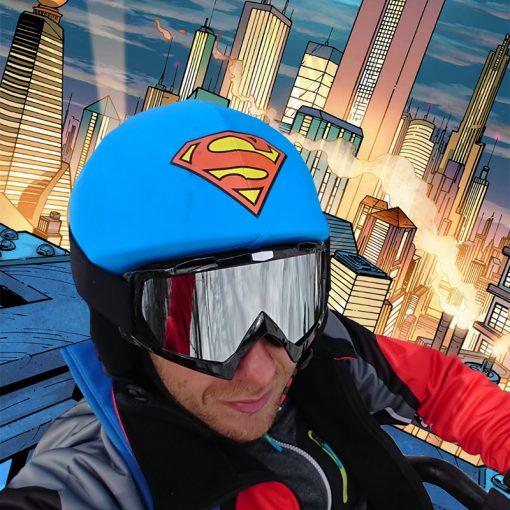 Superman sisakhuzat
