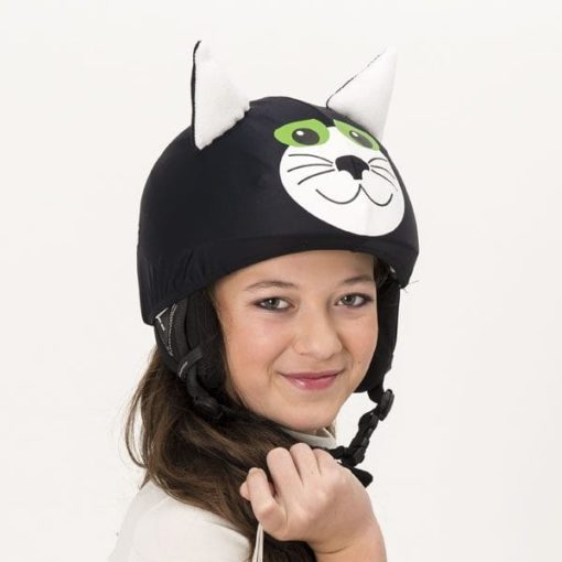 Evercover-fekete-cat-sisakhuzat-modell