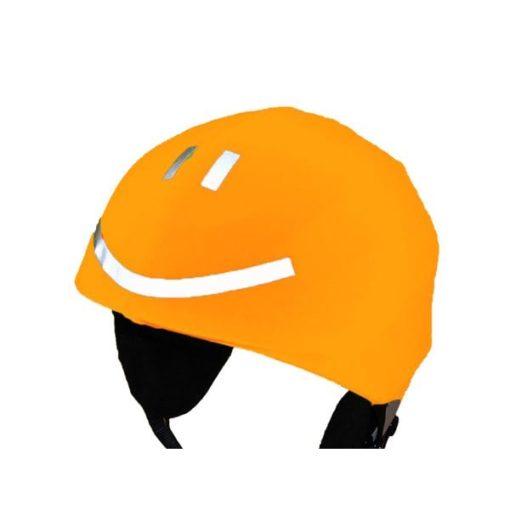 Evercover-narancs-reflektiv-smiley-sisakhuzat-oldal