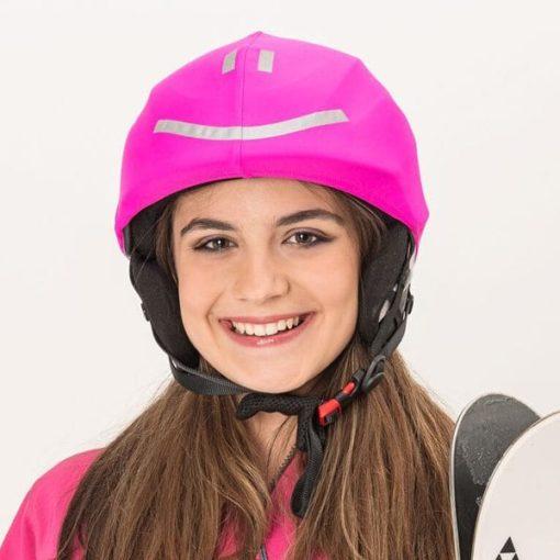 Evercover-pink-reflektiv-smiley-sisakhuzat-modell-