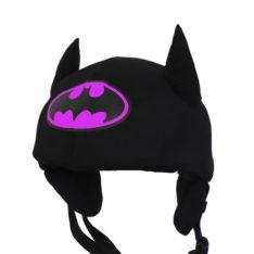 Batgirl sisakhuzat használatban