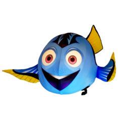Doktorhal sisakhuzat - Nemo nyomában